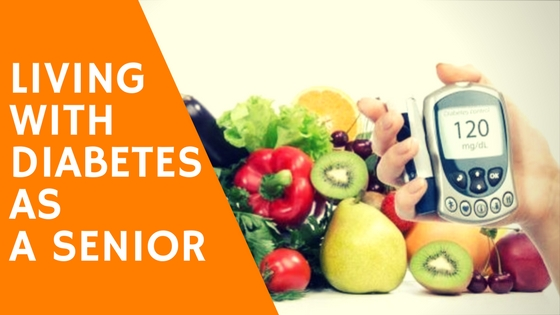 Diabetes as a Senior - How Companions and Homemakers can help.